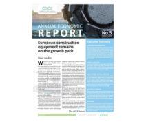 Informe económico anual de CECE (2019)